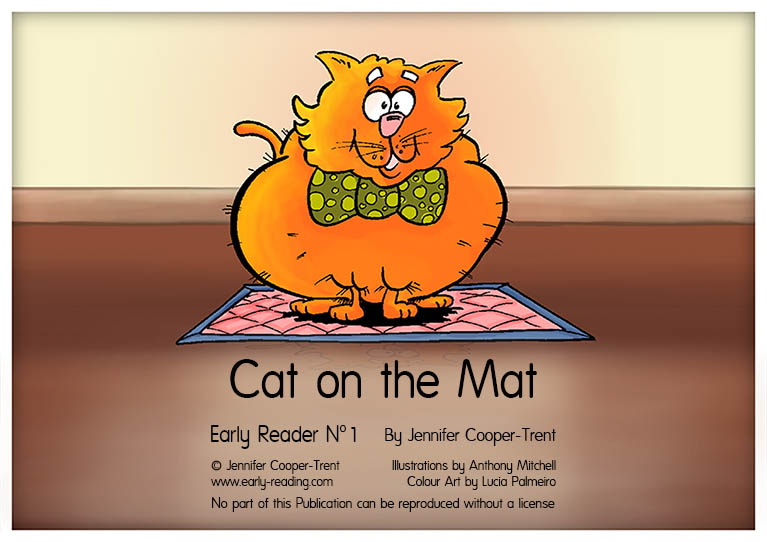 The Fat Cat Sat On The Mat Video